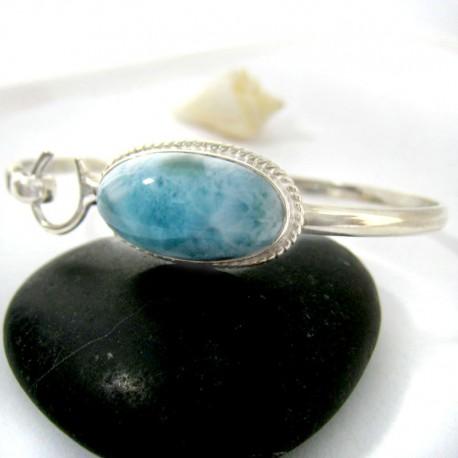 Larimar-Stone Larimar Bracelet Classic 9215 109,00 €